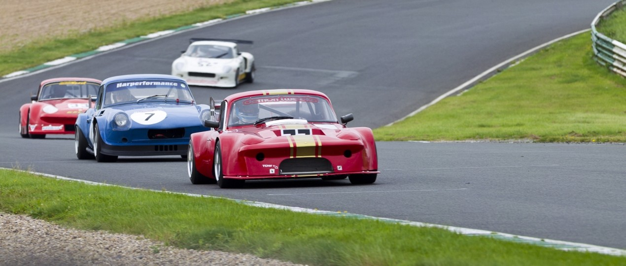 Classic Sports Car Club