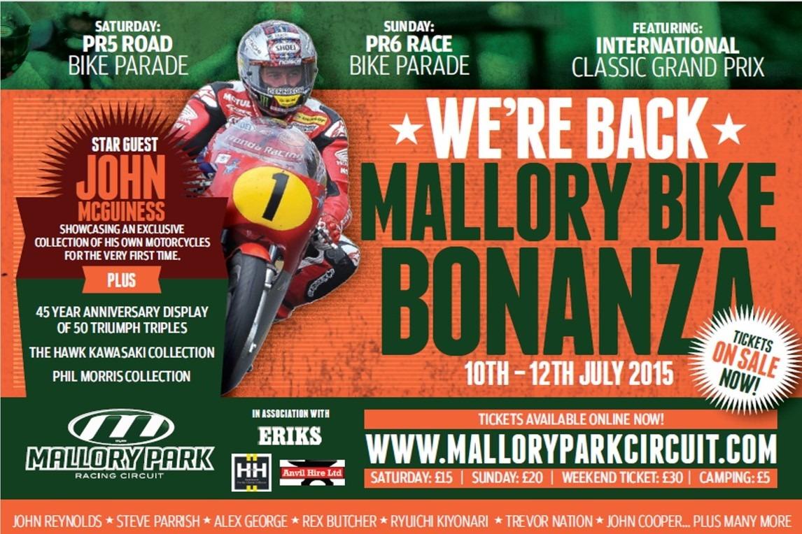 Mallory Bike Bonanza